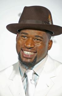 David Banner at the 3rd Annual Vibe Awards.