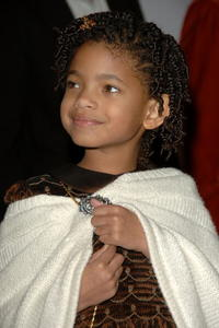 Willow Smith at the 12th Annual Critics' Choice Awards in Santa Monica, CA.