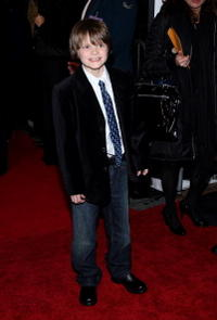 Charlie Tahan at the N.Y. premiere of