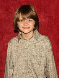 Charlie Tahan at the premiere of