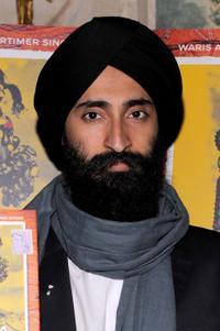 Waris Ahluwalia at the