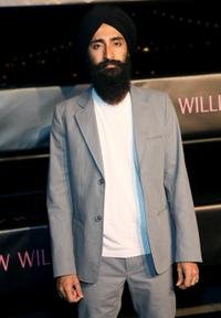 Waris Ahluwalia at the launch of