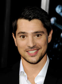 Nicholas D'Agosto at the California premiere of