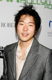 Aaron Yoo at the Hollywood Life Magazines 9th annual Young Hollywood Awards.