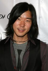 Aaron Yoo at the Kenneth Cole Celebrates The Awearness Fund event.