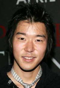 Aaron Yoo at the premiere of