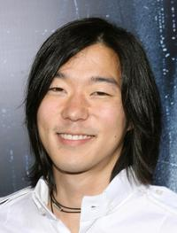 Aaron Yoo at the world premiere of