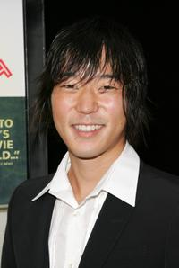 Aaron Yoo at the New York premiere of
