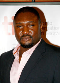 Nonso Anozie at the premiere of