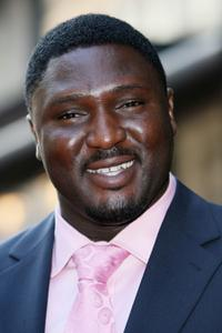 Nonso Anozie at the UK premiere of