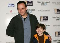 Dave Matthews and Jacob Kogan at the 2007 Sundance Film Festival.