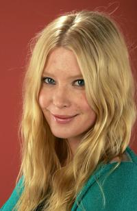 Emma Booth at the 2007 Sundance Film Festival.