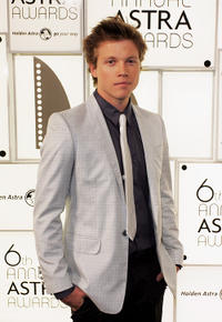 Khan Chittenden at the 6th Annual ASTRA Awards in Australia.