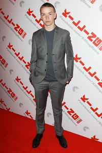 Will Poulter at the UK premiere of