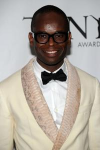 Sahr Ngaujah at the 64th Annual Tony Awards.