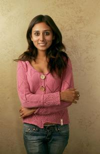 Ayesha Mohan at the 2007 Sundance Film Festival.