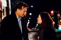 Liam Neeson as David Stewart and Julianne Moore as Catherine Stewart in
