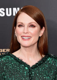Julianne Moore at the New York premiere of