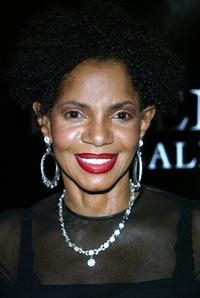 Melba Moore at Oprah Winfrey's Legends Ball.