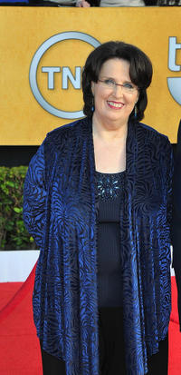 Phyllis Smith at the 17th Annual Screen Actors Guild Awards in California.