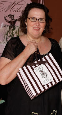 Phyllis Smith at the 6th annual DPA pre-Emmy gift suite day 2 in California.