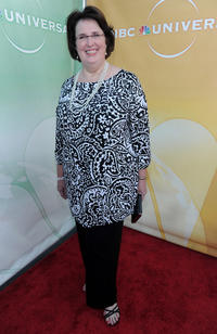 Phyllis Smith at the NBC Universal's 2010 TCA Summer party in California.