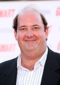 Brian Baumgartner at the world premiere of