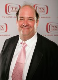 Brian Baumgartner at the 6th Annual TV Land Awards.