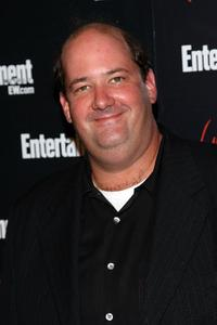 Brian Baumgartner at the Entertainment Weekly and Vavoom Annual Upfront party.