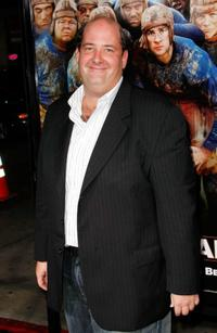 Brian Baumgartner at the premiere of