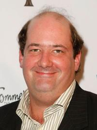 Brian Baumgartner at the 6th Annual World Poker Tour Invitational Kick Off.