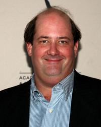 Brian Baumgartner at the Academy of Television Arts and Sciences
