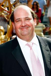Brian Baumgartner at the 60th Primetime Emmy Awards.