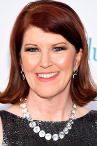 Kate Flannery at The 2015 National Audubon Society Gala Dinner.