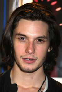 Ben Barnes at the
