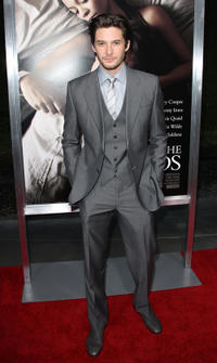 Ben Barnes at the California premiere of
