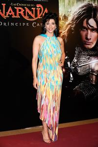 Alicia Borrachero at the premiere of