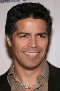 Esai Morales at the 20th Anniversary Genesis Awards.