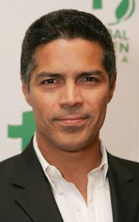Esai Morales at the 10th Annual Green Cross Millennium Awards.