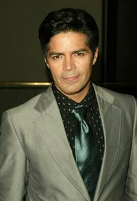 Esai Morales at the 59th Annual Tony Awards.