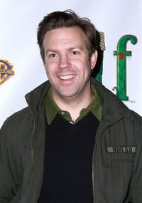 Jason Sudeikis at the Broadway opening night of
