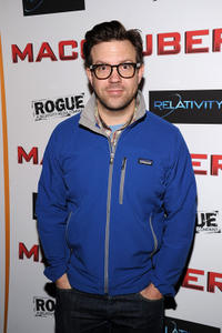 Jason Sudeikis at the  premiere of