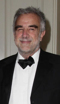 Luis Moreno-Ocampo at the Cinema for Peace Gala during the day five of the 61st Berlin International Film Festival.