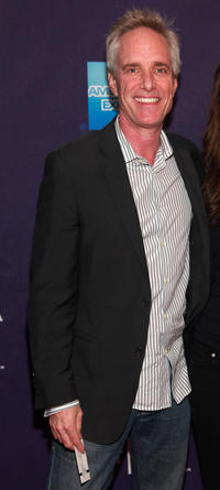 Richard Bekins at the New York premiere of