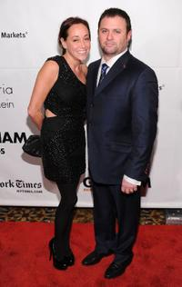 Scott Franklin and Guest at the IFP's 20th Annual Gotham Independent Film Awards.