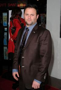 Scott Franklin at the closing night gala of