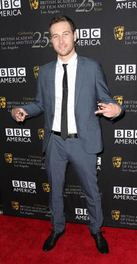 Christopher Scott at the BAFTA LA TV Tea 2012 Presented By BBC America.