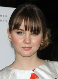Liana Liberato at the California premiere of