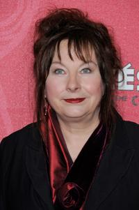 Yolande Moreau at the Cesar Film Awards 2009.