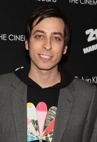 Lonny Ross at the screening of